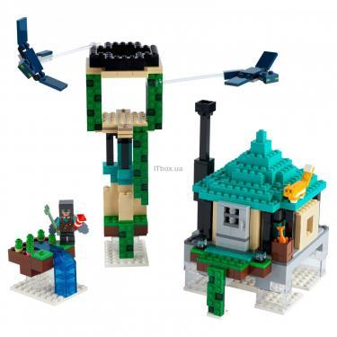 Конструктор LEGO Minecraft Небесная башня 565 деталей Фото 1