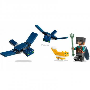 Конструктор LEGO Minecraft Небесная башня 565 деталей Фото 3