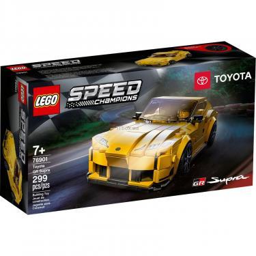 Конструктор LEGO Speed Champions Toyota GR Supra 299 деталей Фото