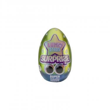Мягкая игрушка Lumo Stars сюрприз в яйце Leaf Фото 2