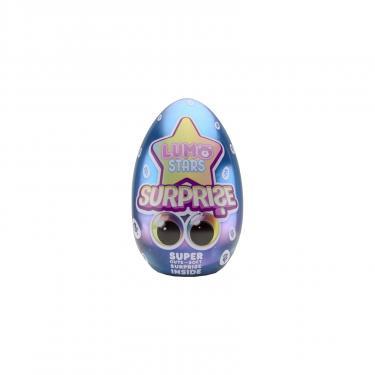 Мягкая игрушка Lumo Stars сюрприз в яйце мышонок Maisy Фото 1