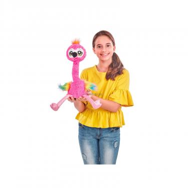 Интерактивная игрушка Pets & Robo Alive Веселый Фламинго Фото 4