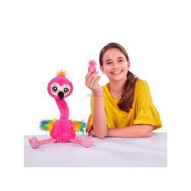 Интерактивная игрушка Pets & Robo Alive Веселый Фламинго Фото 5