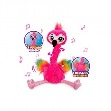 Интерактивная игрушка Pets & Robo Alive Веселый Фламинго Фото 6