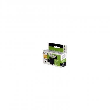 Картридж Patron для EPSON StC62, CX3200 black (CI-EPS-T040140-B-PR) - фото 1
