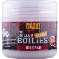 Бойл Brain fishing Big Crab (краб) pre drilled mini boilies 10 mm 20 gr (1858.02.33)