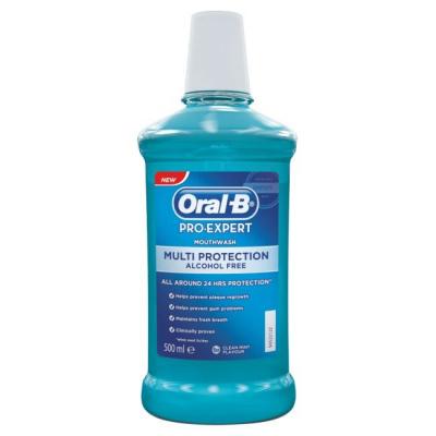 Ополаскиватель для полости рта Oral-B Pro-Expert Professional Protection Свіжа Мята 500мл (4015600572969)