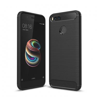 Чехол для моб. телефона для XiaomiMiA1Carbon Fiber (Black) Laudtec (LT-MiA1B)