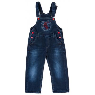 a-yugi джинсовый утепленный 1074-128B-blue